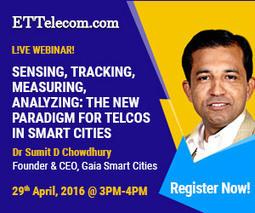 Making your organization Internet of Things (IoT) ready - Tele-Talk by Rajiv Menon | ET Telecom | Transmedia Think & Do Tank (since 2010) | Scoop.it