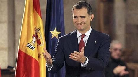 Felipe VI, listo para servir a una España ´unida y diversa´ - La Nueva España | Perros | Scoop.it