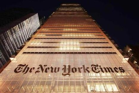A leaner New York Times focuses on global growth - Boston Globe | Media Audits | Scoop.it