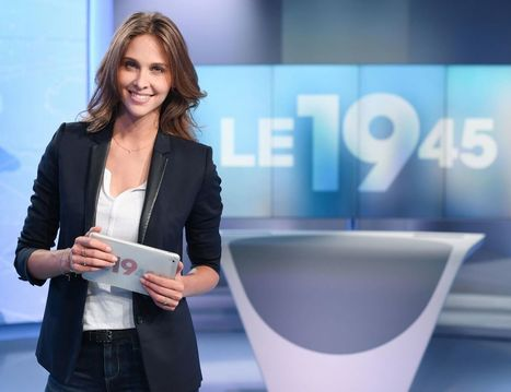Ophélie Meunier: «Ma formation, c'est l'info» | DocPresseESJ | Scoop.it