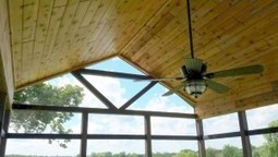 Screened Porch in Buffalo, MN! | JPC Custom Homes | Scoop.it