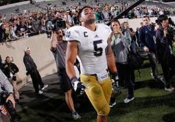 Manti Te'o fake girlfriend hoax hurts his reputation and Notre Dame's, whether he was in on it or not | Sports Ethics: Lopez, M. | Scoop.it