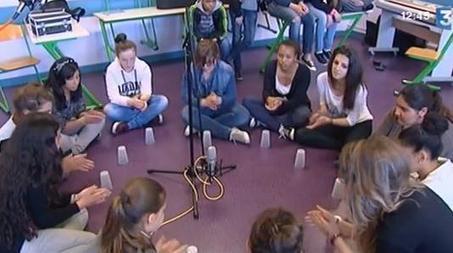 Restez dans le coup: La #Cup Song débarque dans les collèges en France | ENT | Scoop.it