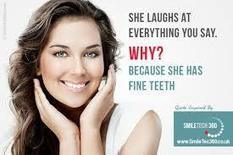 Get your teeth whitened with the perfect laser teeth whitening in Nottingham | John Marc | Scoop.it