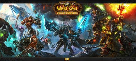 La NSA cherchait des terroristes sur World of Warcraft | Autres Vérités | Scoop.it