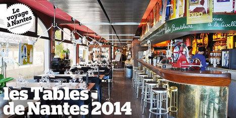 La sélection des Tables de Nantes - Les Tables de Nantes - Restaurants et gastronomie à Nantes | Tourisme et Loisirs et Communication Digitale | Scoop.it