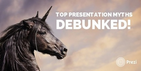The Top 5 Presentation Myths - Debunked! | Teachning, Learning and Develpoing with Technology | Scoop.it