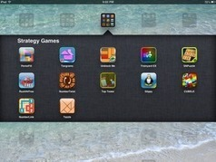 """Follow First Grade: """"Daily 5"""" Math Apps on the iPad: Strategy Games 
