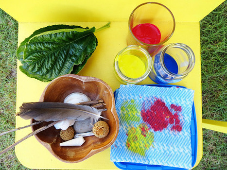 Kids Art: It Really Is About the Process | Early Years Education | Scoop.it