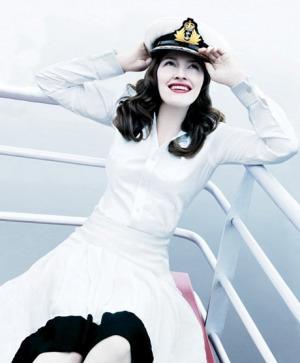 Sailor Girl Pin Ups Gallery8 | Rockabilly | Scoop.it