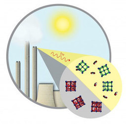 MOF Powered by Sunlight Could Help Drastically Cut Carbon Emissions | Five Regions of the Future | Scoop.it