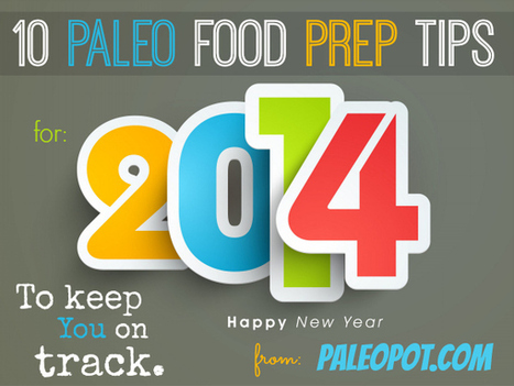 10 Paleo Food Prep Tips For Your New Year's Resolution | Paleo Lifestyle | Scoop.it