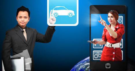Les réseaux sociaux servent les constructeurs auto tout au long du parcours d'achat | L'Atelier: Disruptive innovation | customer service1 | Scoop.it