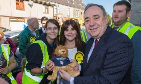 Fife Council leader tells Alex Salmond to 'grow up' - The Courier | My Scotland | Scoop.it