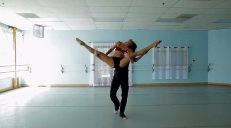 This Staggering Ballet Duet To Sam Smith's 'Stay With Me' Is Just Daaaaamn   Arts   Scoop.it