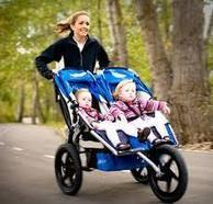 Double it up with BOB Revolution Double Stroller | Learn the Advantages of a BOB Revolution Stroller | Scoop.it
