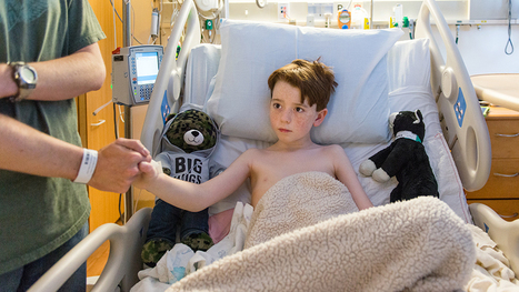 Doctors Get Creative To Soothe Tech-Savvy Kids Before Surgery | Patient-Centered Care and Experience | Scoop.it