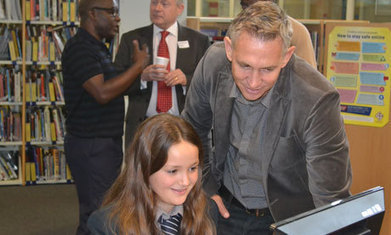 Gary Lineker kickstarts language learning in schools - The Guardian | Teaching and Education | Scoop.it