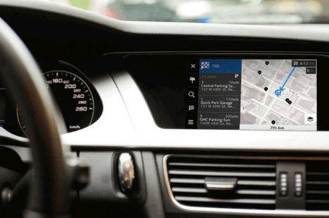 Here : BMW, Daimler et Audi auraient mis la main sur l'outil cartographique de Nokia | Cartographie XY | Scoop.it