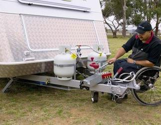 Caravan travel leads the way in accessible tourism - Queensland Tourism Industry Council   Accessible Tourism   Scoop.it