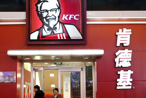 KFC's Big Bucket of Problems in China | China BUSS4 | Scoop.it