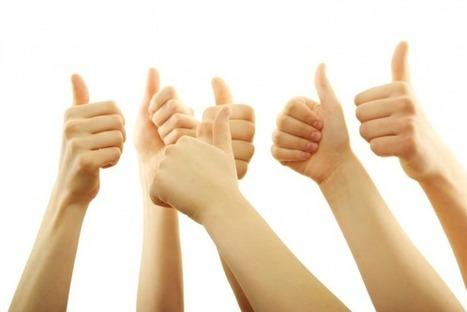 La comunicación no verbal: los brazos   Mejorar tu CV   RELACIONES EN EL ENTORNO DE TRABAJO   Scoop.it