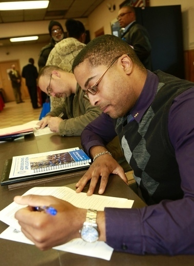 Disabled American Veterans holds job fair - Jacksonville Daily News | Post Traumatic Stress | Scoop.it