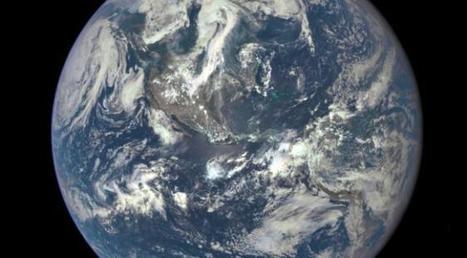 La Nasa dévoile une photo de notre planète, une première depuis 40 ans | ichtyologie | Scoop.it