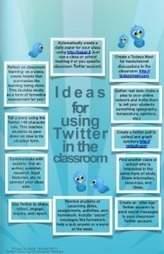 iLearn Technology » Blog Archive » Free Twitter Posters For Your Classroom | Edtech | Scoop.it
