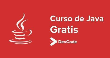 5 cursos gratuitos de JAVA en español | Recull diari | Scoop.it