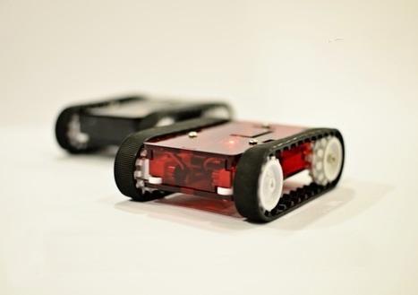 Nerd buzzword apocalypse: Here's a Wi-Fi Arduino phone ... | Raspberry Pi | Scoop.it