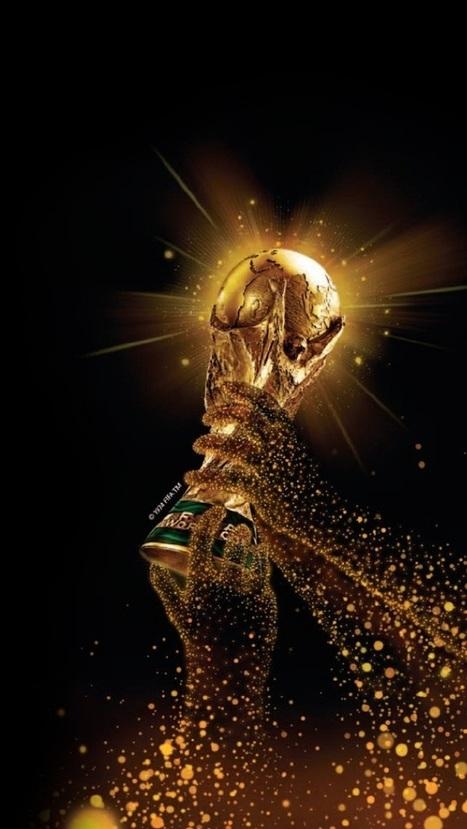 10 fonds d'écran Coupe du Monde 2014 au Brésil pour iPhone | Golf, infos et insolite avec Fasto sport | Scoop.it