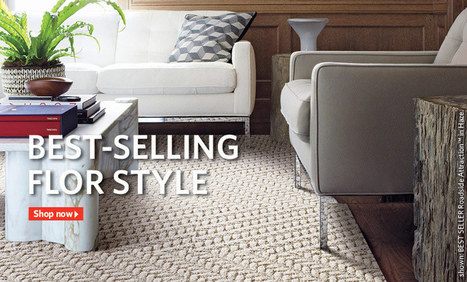 FLOR modular carpet tiles - Create unique, eco-friendly area rugs, runners & wall-to-wall designs | Carpet Cleaning | Scoop.it