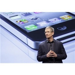 'Limited eReader': Apple Boss Hits Rival Kindle - Smart Office | Ebooks and thereabouts | Scoop.it