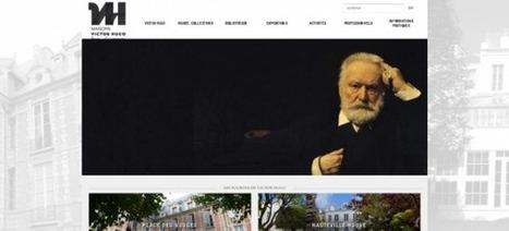 IL Y A 2 ANS ... Les maisons de Victor Hugo débarquent sur la toile !   Clic France   Scoop.it