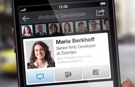 LinkedIn lance une application mobile pour les recruteurs | actualités RH et Droit Social | Scoop.it