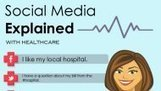 Social Media Explained With Healthcare [INFOGRAPHIC] | Process and Technologies for IT Healthcare | Scoop.it