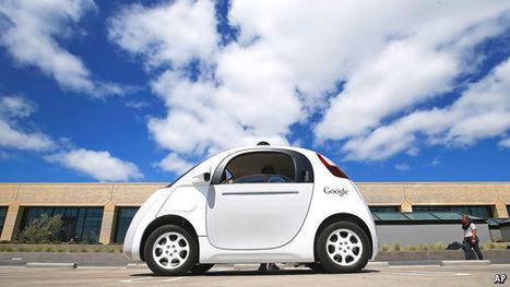 The driverless, car-sharing road ahead | An odd mix of stuff | Scoop.it