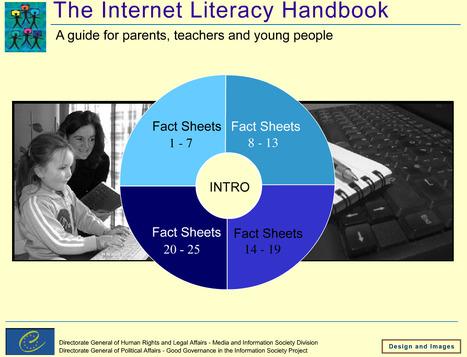 Internet Literacy Handbook | Media Literacy | Scoop.it