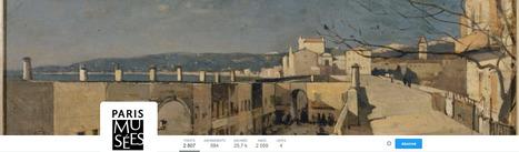 Paris Musées a gagné 4,5% de nouveaux abonnés sur Twitter et deux places dans le Top 40 de juin 2016 | Clic France | Scoop.it