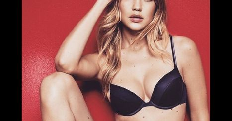 Photos : Gigi Hadid sexy et captivante en lingerie pour Tommy Hilfiger | Radio Planète-Eléa | Scoop.it