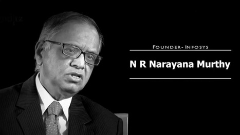 NR Narayana Murthy – An Inspirational Career Story - CareerGuide.com - Official Blog | CareerGuide.com | Scoop.it