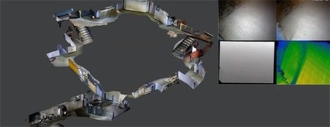 3D mapping of rooms, again - Hack a Day | Stuff that Tweaks | Scoop.it