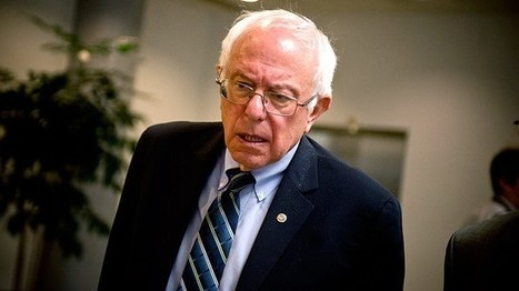 Sanders rebuffed on amendment stating climate change is real | Sustain Our Earth | Scoop.it