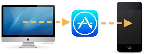 How to Remotely Install Apps to iPhone / iPad from iTunes on a Mac or PC - OSXDaily | E-learning | Scoop.it
