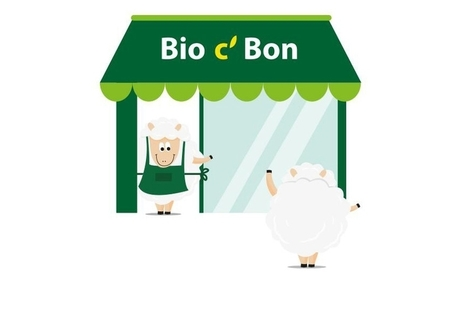 Bio C'Bon ouvre son premier magasin belge ! | Retail Industry | Scoop.it