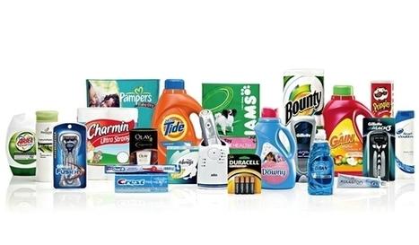 Procter & Gamble, le grand nettoyage | Marketing News | Scoop.it