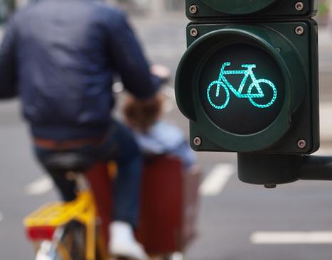 7 bonnes raisons d'aller au travail à vélo I FmR   Entretiens Professionnels   Scoop.it