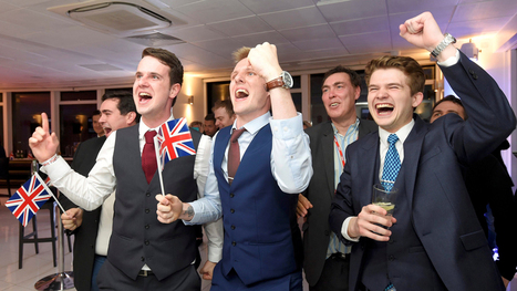 Brexit: Britain votes to leave EU in historic divorce | The amazing world of Geography | Scoop.it