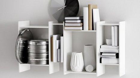 Nettoyer ses livres et étagères : trucs et astuces   Décoration maison intérieure et extérieure   Scoop.it